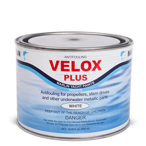 Velox Plus paint product page